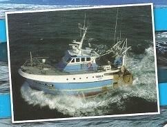 bateau de peche yaka